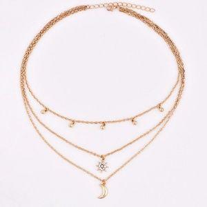 Jewelry - 😍Bundle any 3 BOHO Necklace for $25🎁